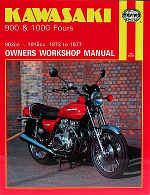 Kawasaki Z1 and KZ900 & 1000 1973 to 77 (Owners' Workshop Manual