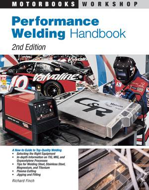 Performance Welding Handbook by Richard Finch
