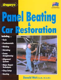 Panel Beating and Car Restoration (11th Edition) by Donald Wait,