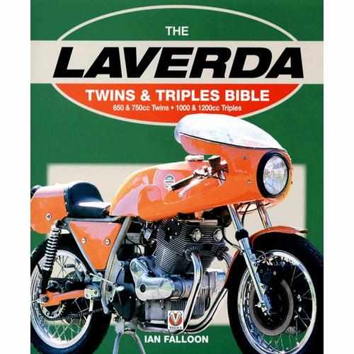 The Laverda Twins and Triples Bible - Click Image to Close