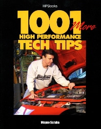 1001 More High Performace Tech Tips by Wayne Scraba
