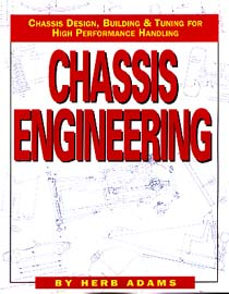 Chassis Engineering by Herb Adams 9781557880550 HP1055