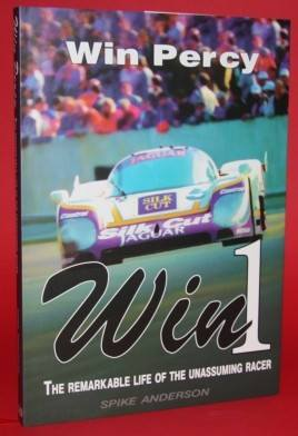 Win 1 Win Percy The Remarkable Life of the Unassuming Racer