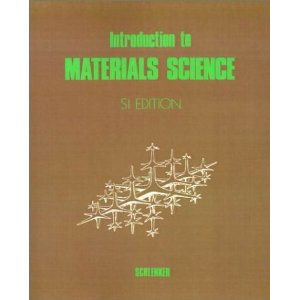 Introduction to Materials Science by Barry Royce Schlenker