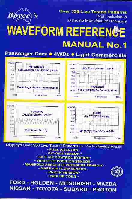 Boyce's Waveform Reference Manual Issue 1 9780909682712
