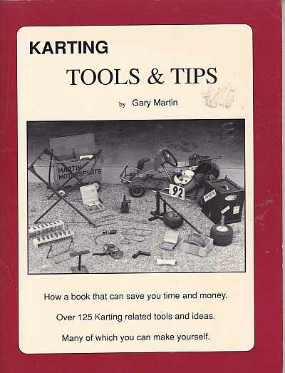 Karting Tools and Tips by Gary Martin