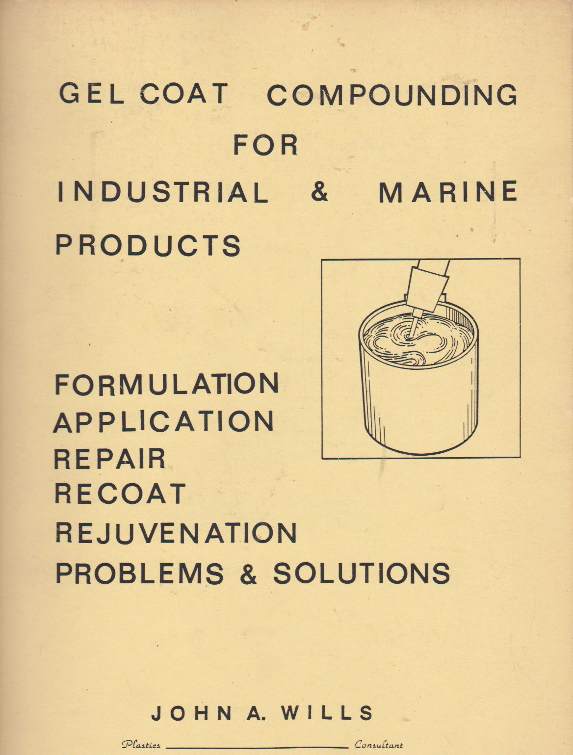 Gel Coat Compounding For Industrial And Marine Products