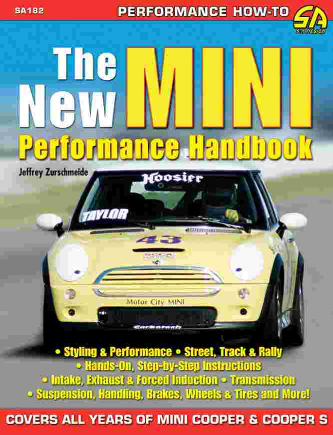 The New Mini Performance Handbook (SA182} 9781613250228
