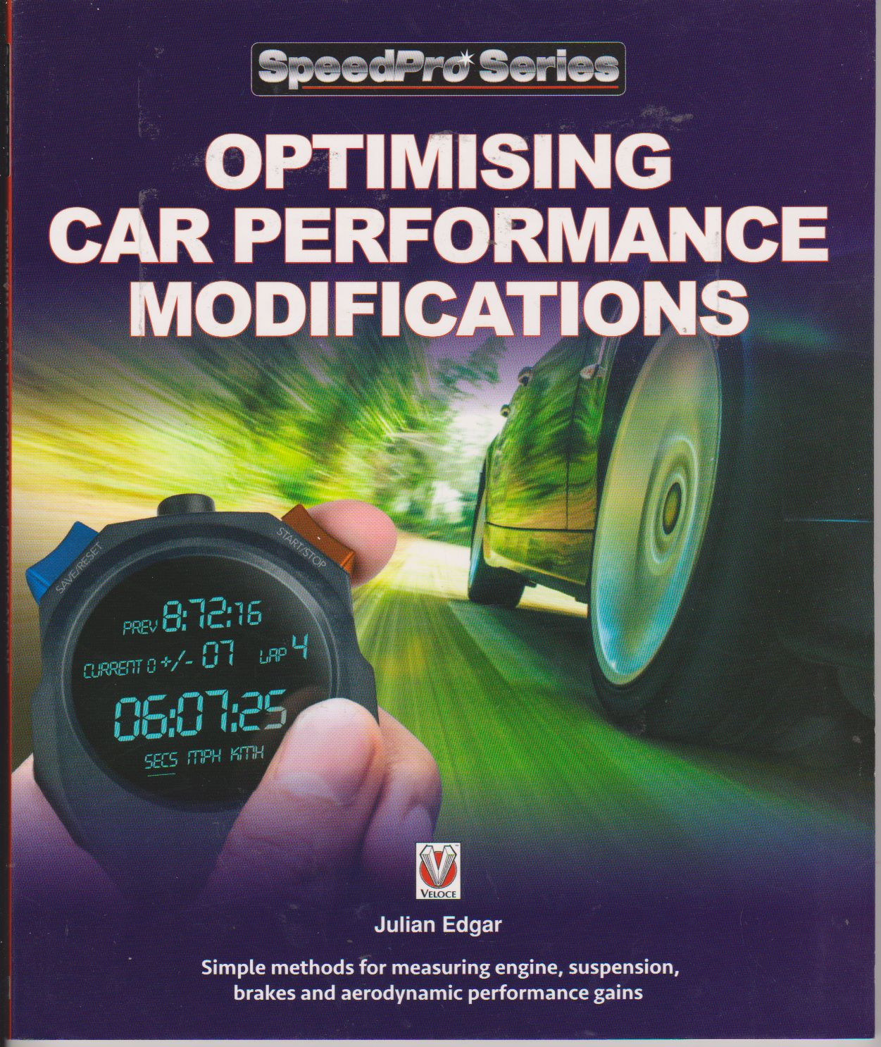 Optimising Car Performance Modifications Julian Edgar