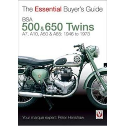 BSA 500 and 650 Twins - The Essential Buyer's Guide