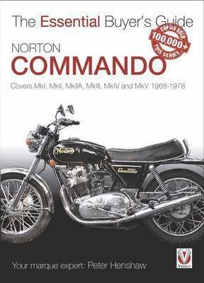 Norton Commando Essential Buyer's Guide 9781845842819