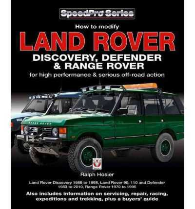Land Rover Discovery Defender and Range Rover How to Modify for - Click Image to Close