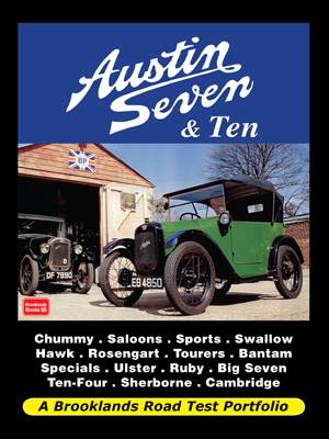 Austin Seven and Ten Road Test Portfolio
