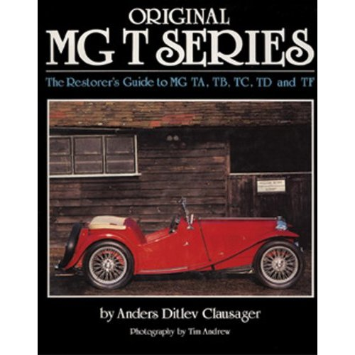 Original MG T Series by Anders Ditlev Clausager