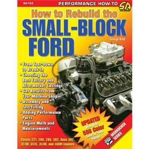 How to Rebuild the Small-Block Ford SA102