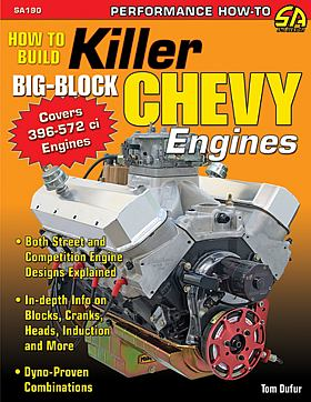 How To Build Killer Big Block Chevy Engines {CT-SA190)