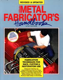 Metal Fabricator's Handbook by Ron and Sue Fournier HP709