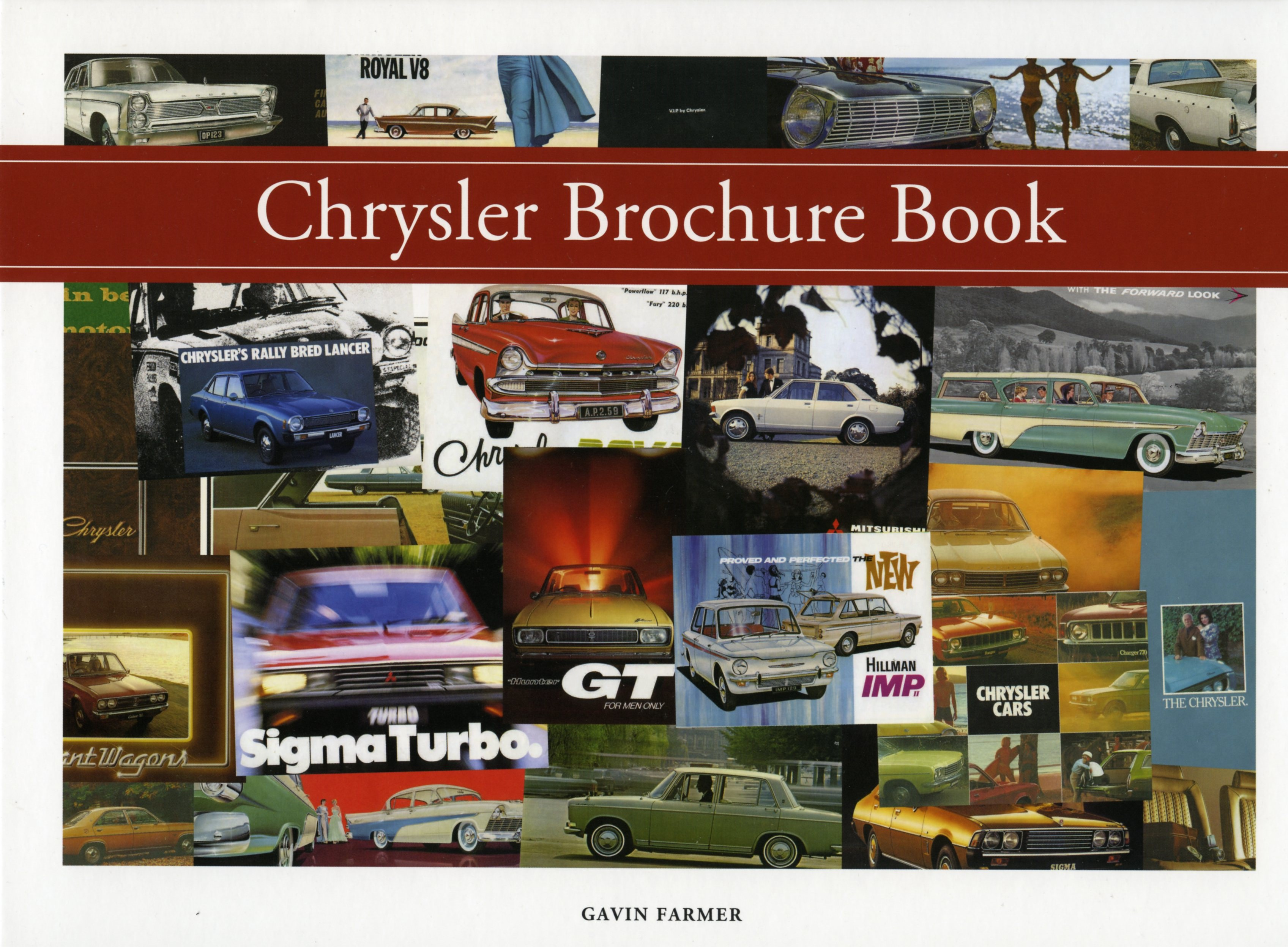 Chrysler Brochure Book by Gavin Farmer