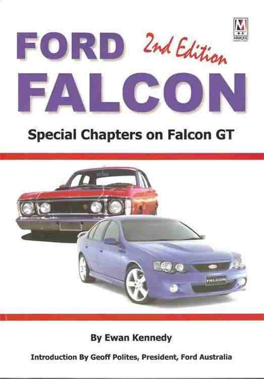 Ford Falcon Special Chapters on Falcon GT